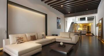 floor tiles for living room polished woods