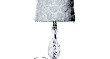 gorgeous Rosette lamp shade