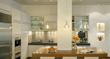 gorgeous hanging kitchen light