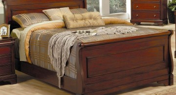 how to make a sleigh bed short and simple