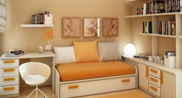how to make daybed for small rooms