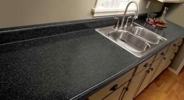 laminated cheap countertop solution