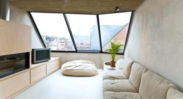 living room tv ideas for loft apartment