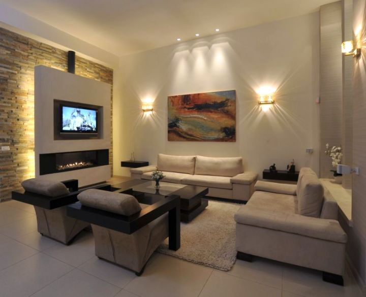 small living room ideas with tv 18 pleasant living room tv placement ideas 7027