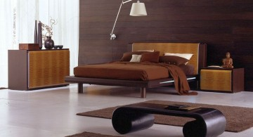 minimalist Italian furniture maker with contemporary coffee table
