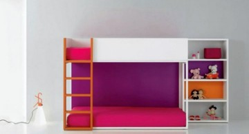 minimalist Modern Bunkbed