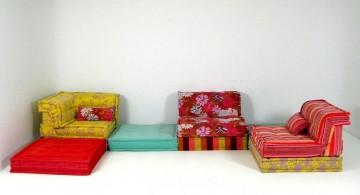 minimalist mah jong sofa