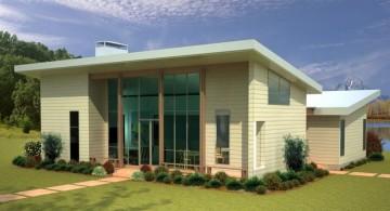 modern prairie house 14
