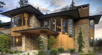 modern prairie house 15