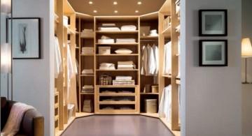 octagonal walk in closet furniture