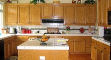 popular cabinet colors simple varnished