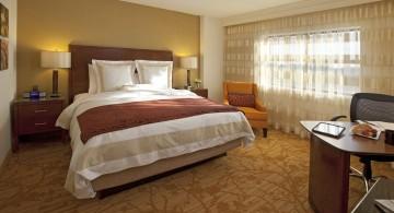 relaxing bedroom ideas in earth tones