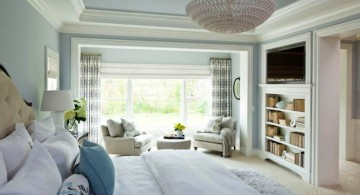 relaxing bedroom ideas in pastel