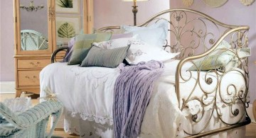 retro bedroom ideas with daybed