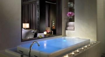romantic small unique tubs