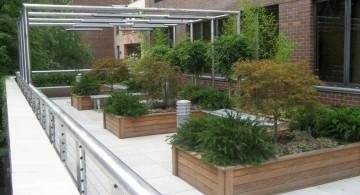 rooftop garden japanese garden designer