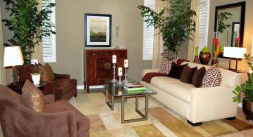 room arrangements for small living rooms