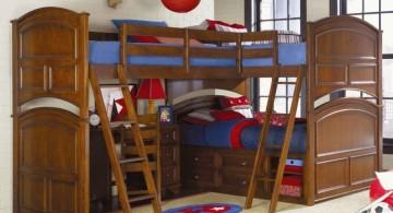 rustic bunk bedroom ideas