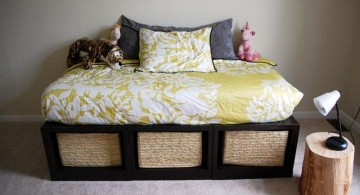 simple how to make daybed