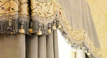 simple types of valances