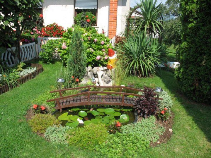 Small Anese Garden Bridge Plans