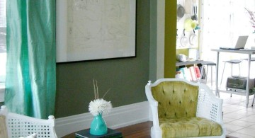 turquoise living room decor for small sitting room