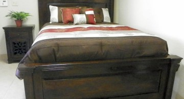 tuscan bedroom furniture with matching nightstand