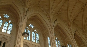 vault ceilings wood