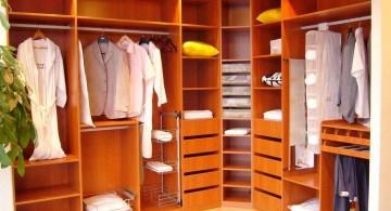walk in closet furniture from oakwood