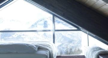 Camelot 2 close up on loft bedroom
