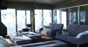 Camelot 2 living room industrial sofa