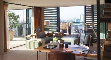 Penthouse NEO home office