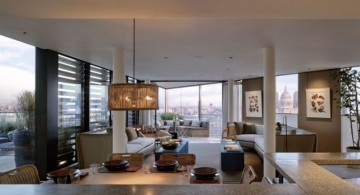 Penthouse NEO living room