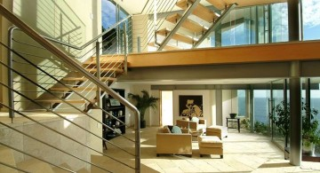 Point Place Residence staircase