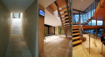 Point Place Residence stairs