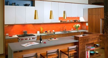 Tribeca Remodel kitchen and breakfast bar