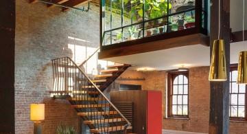 Tribeca Remodel staircase
