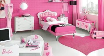 barbie themed funky bedroom ideas