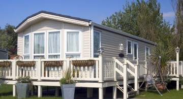 contemporary mobile homes for summer