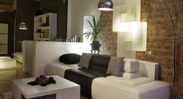 contemporary small living room ideas