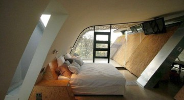 cool ideas for bedroom in the attic