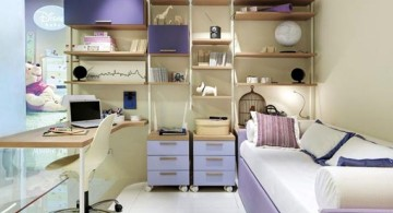 cool ideas for bedroom with limited space