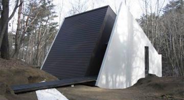 futuristic house plans in triangle