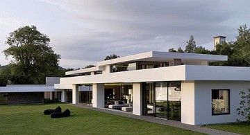 futuristic house plans with hidden second floor