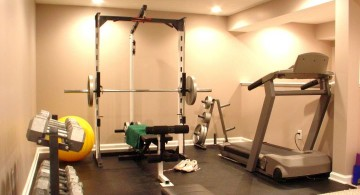 home gyms ideas in white