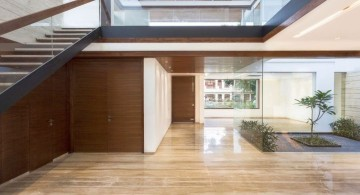 indian modern house general interior view