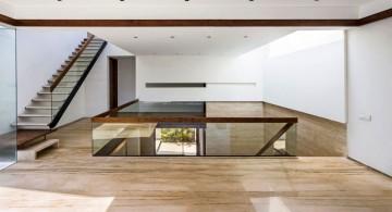 indian modern house second floor