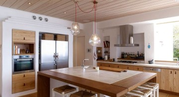 kitchen island with seating for six modern and minimalist