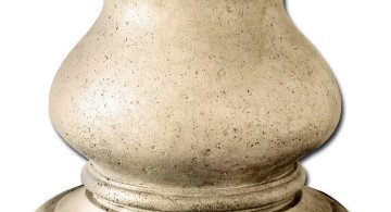 large granite pedestal table base ideas