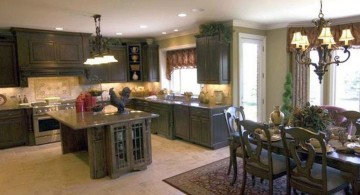 mediterranean kitchen designs for small kitchen